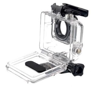 Image 5 - Wasserdicht Fall 45M Tauchen Sport Gehäuse Box mit Glas Montage für GoPro Hero 3/3 +/4 Kamera