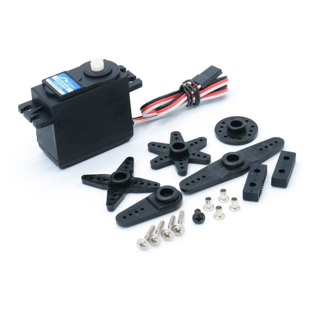 JX Servo PDI-4806HB 48.5g 6.21kg Plastic Gear Digital Standard Servo For RC Models Car Holicopter Robot Boat Airplane