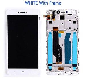 Image 5 - החלפת מסך עבור Xiaomi Redmi הערה 4X Note4 הגלובלי Snapdragon 625 תצוגת LCD & מסך מגע Digitizer מסגרת עצרת סט