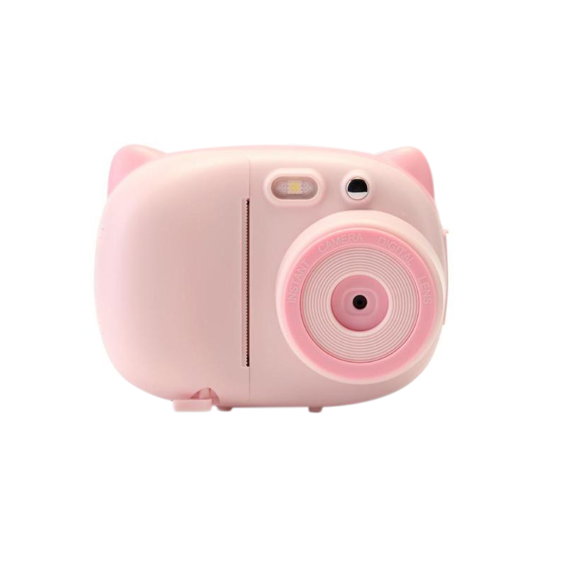 IG-2.4 Inch Wifi 1080P Children's Mini Cute Digital Camera Recorder Camera Supports Printing Photos