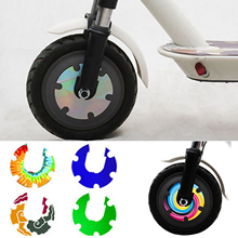 Motor-Protective-Cover-Shell Kick-Scooter-Tools Front-Wheel-Sticker M365 Xiaomi Mijia