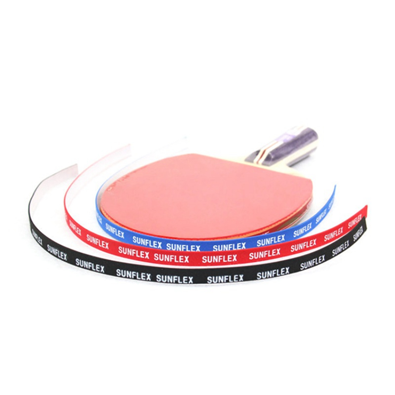 6pcs/lot Professional Table Tennis Edge Tape Durable Sponge Bat Ping-Pong Racket Side Tape Anti-collision Edgetape