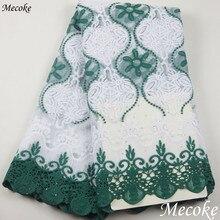 Best Vendita lacci voile Svizzero Africano tessuto Del Merletto Del Tessuto marrone Nigeriano Tessuto Francese del merletto di 2019 di Alta Qualità di Tulle Tessuto di Pizzo