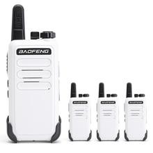 4 قطعة Baofeng BF C9 البسيطة يتحملها 400 470MHz UHF اتجاهين راديو bf 888s bf888s المحمولة VOX USB شحن الاستقبال المحمولة