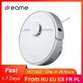 Робот-пылесос Dreame D9, 3000 па, циклонное всасывание, Wi-Fi