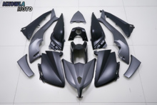 black Full Fairings Kit Green Fairing For yamaha TMAX 530 2012-2014 Motorcycle Complete Bodywork
