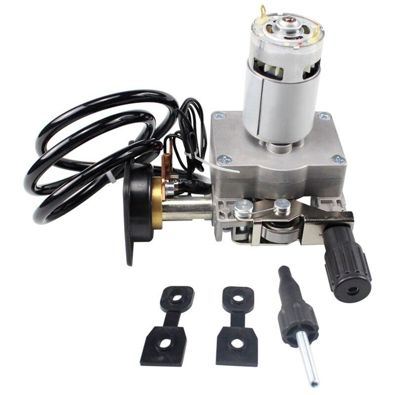 Akcesoria do maszyn spawalniczych Dc 24V zespół podawania drutu podajnik drutu silnik spawanie mig spawacz maszynowy