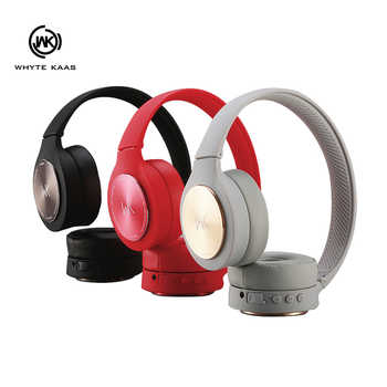 REMAX Bluetooth Headset v4.2 Wireless headphone Stereo Noise Cancelling Over Ear Faltbar BP300