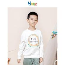 Hoodies Boys Hnne Sweatshirts Suits Pullovers Print Funny Girls Unisex Children New Letter