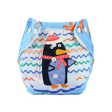 Baby Cloth Diapers Washable Reusable Nappies Waterproof prints Covers training pants Microfibra cotton Inner Wholeseale