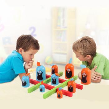Umiejętność budowania zabawki edukacyjne kryty Gobblet Gobblers gra planszowa zabawki dla dzieci gry upominkowe dla dzieci zabawki edukacyjne Montessori tanie i dobre opinie CN (pochodzenie) MATERNITY W wieku 0-6m 7-12m 13-24m 25-36m 4-6y NONE Ze Stanów Zjednoczonych (UL) Sport Skill Building Educational Toy