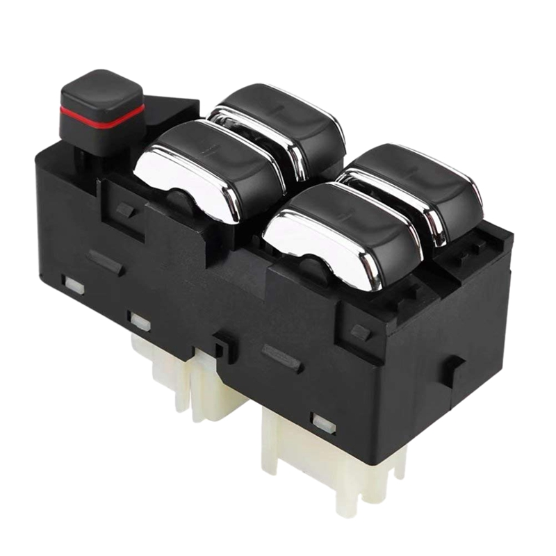 Window Switch Driver Side Switch for 97 99 Cadillac DeVille 25668566 Window Motors & Parts     - title=