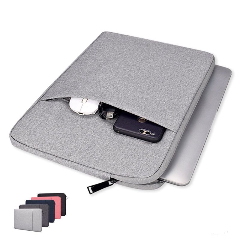 """13.6/"""" Soft Sleeve Universal Case Bag Pouch Cover for 13.3/"""" 14/"""" ThinkPad Laptop"""