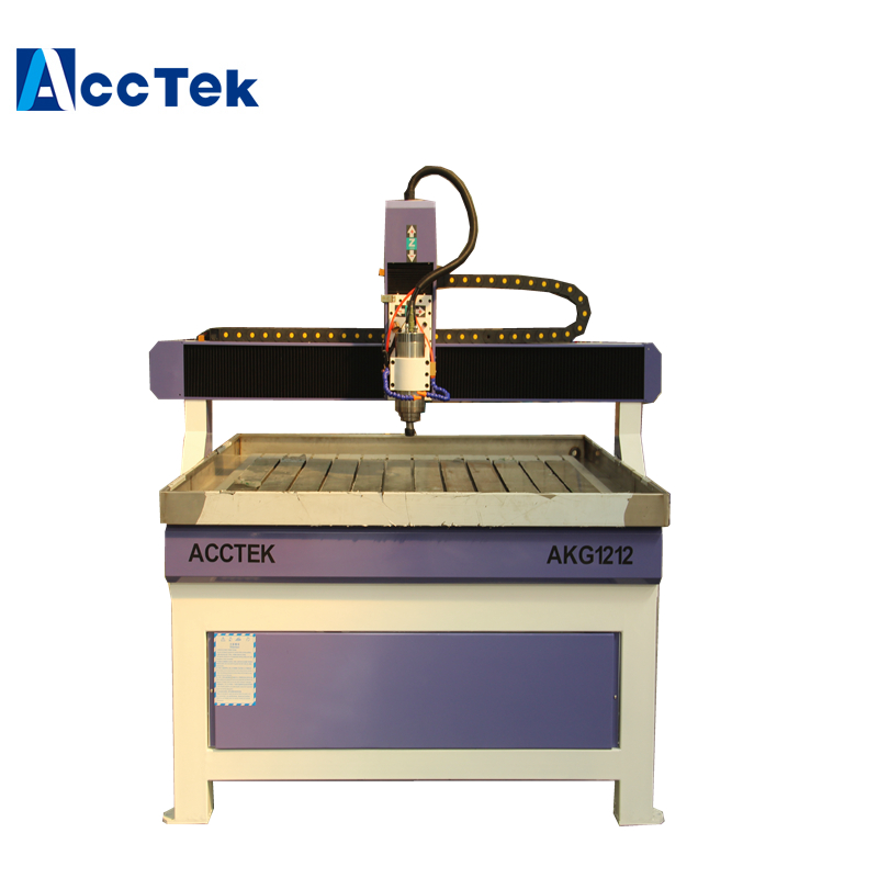 China Hot Sales Standard 3 Axis Wood Cnc Router AKG1212 With Leadshine M860 Drivers For Sale