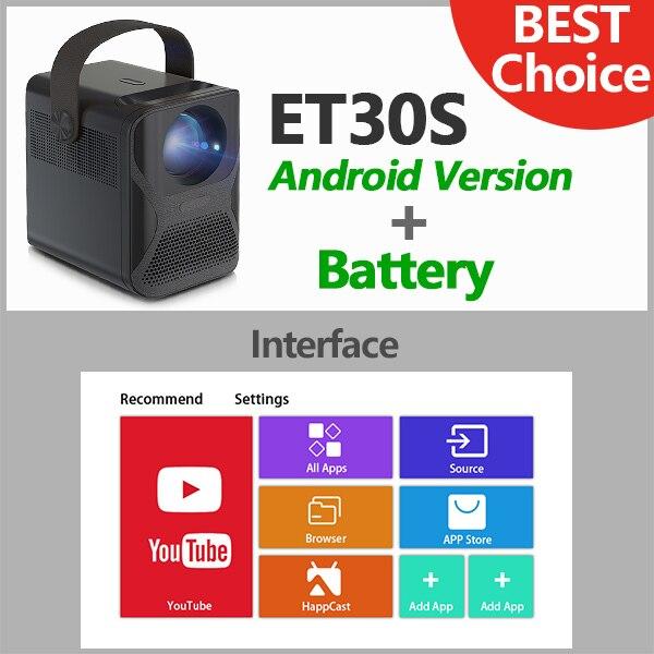 AUN ET30 + Battery