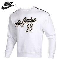 Original New Arrival NIKE RMSTD BRUSHED HBR FLC CREW Men's Pullover Jerseys Sportswear