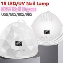 Xzmuv индивидуальный патент 88 Вт Мини Портативный 18 светодиодный