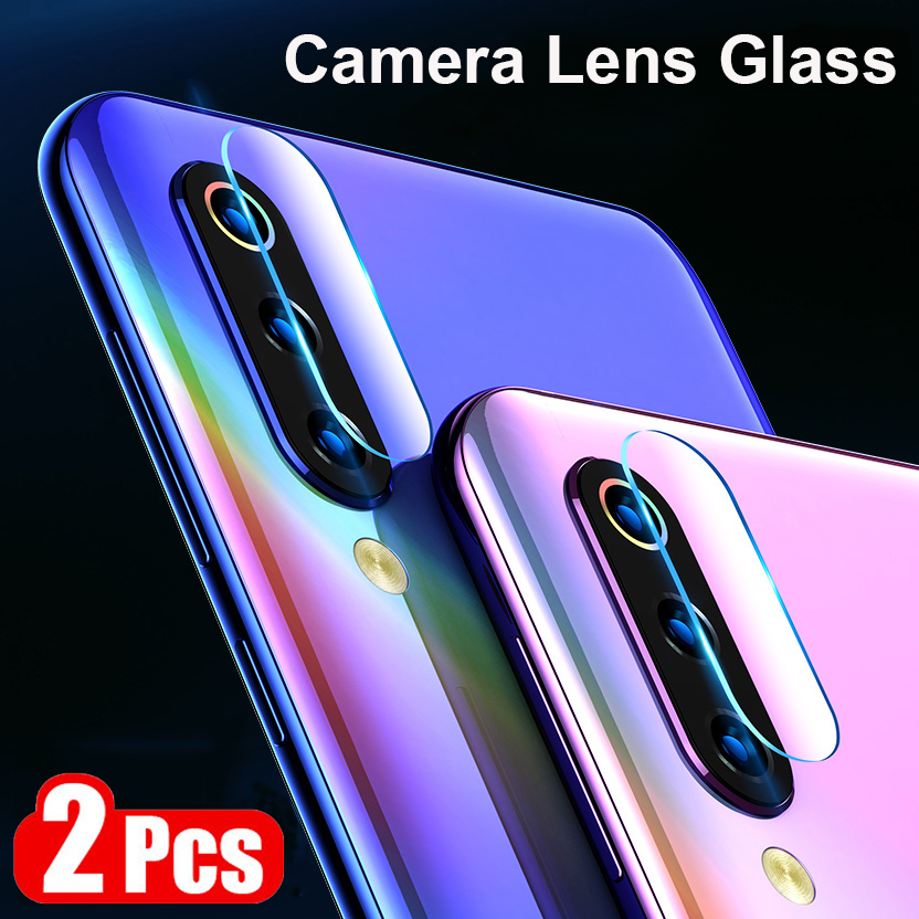 2 pièces téléphone verre trempé pour Huawei Mate 20 Lite 30 Pro 10 caméra lentille Film protecteur d'écran pour Huawei P20 P30 Lite Pro Glass