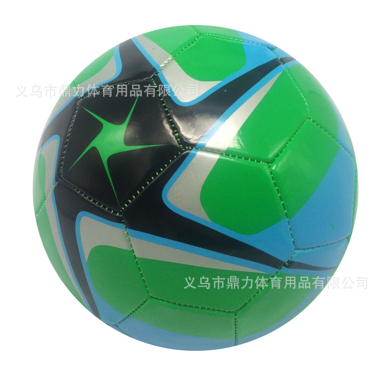 No. 5 PVC Machine-sewing Soccer 2016 New Products Listed Primary Gymnastics Performance For Ball Manufacturers Direct Selling