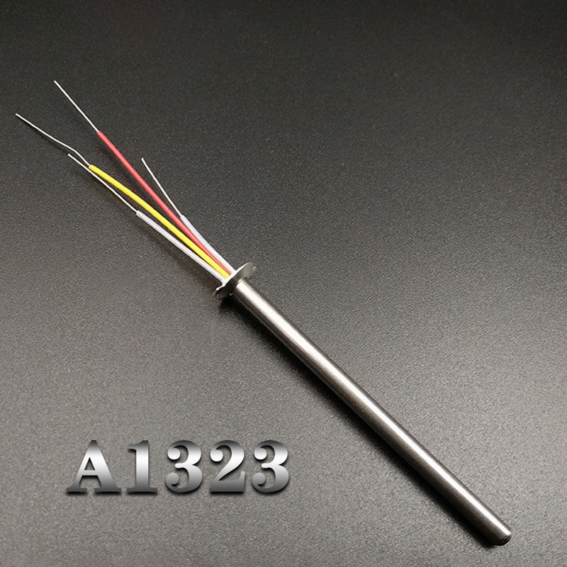 50W Heating Element 1322 Soldering Iron Ceramic Heater Core 4-wire Adapter Tool