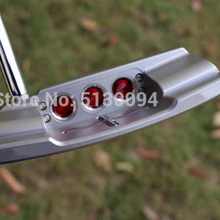 High Quality M2 Golf Clubs Golf Putter 32.33.34.35.36 Inch With Golf Steel Shaft And Wrench Putter Headcover Free Shipping