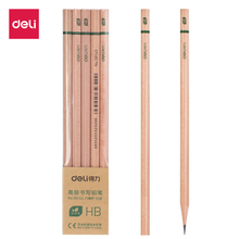DELI Graphite Pencils for School 1 Box(10PCS)  HB/2B Wooden Pencil Drawing Pencil Set Pencils for Kids 58143 58144 deli 0012 10pcs staple 1000pcs box