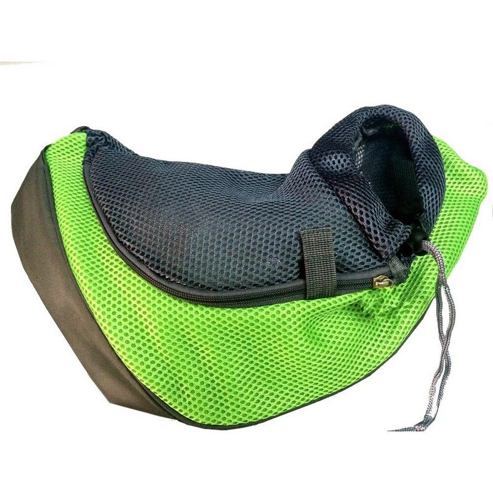 19 Pet Carrier Bag Puppy Dog Outdoor Travel Sling Shoulder Bag Comfortable Mesh Oxford Backpack Front Bags S/L 12