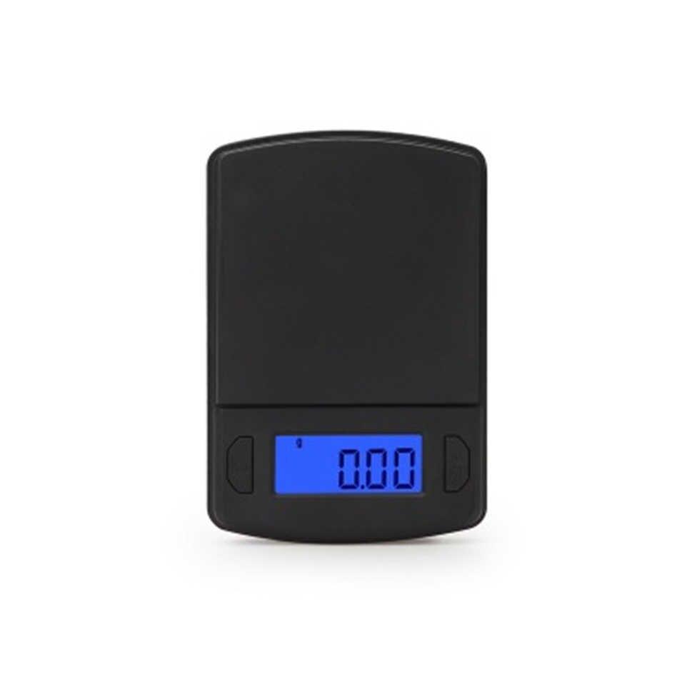 otali.ru Новый 100 г/200 г/500 г x 0,01 г Мини Карманные электронные весы для Ювелирные изделия из золота, стерлингового серебра весы Баланс грамм электронные весы