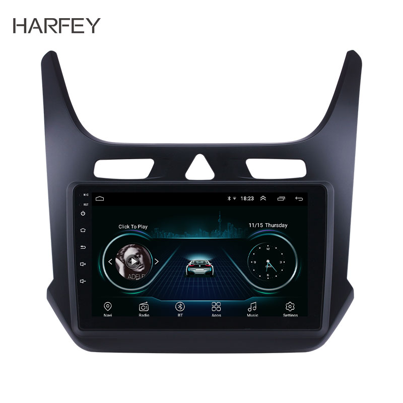 Chevy Cobalt 2016 >> Us 154 16 20 Off Harfey Android 8 1 9 Inch Car Gps Car Radio Unit Player For Chevy Chevrolet Cobalt 2016 2017 2018 Support Carplay Digital Tv In Car