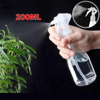 Portable 200ml Plastic Small Spray Bottle Multi-fuction Sprayer Flowers Watering Gardening Conical Bottle V4R6 tanie i dobre opinie Trigger Z tworzywa sztucznego SQQ9803