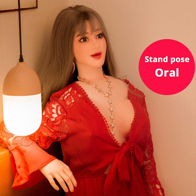 Realistic Sex Doll with Tight Pussy