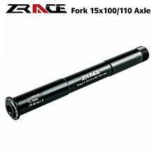 Вилка ZRACE для горного велосипеда QR15x100/QR15x110, аксессуары для рычага сквозной оси для ROCKSHOX / FOX 35 г, 15x100 15x110 QR15 15*100 15*110