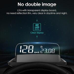 5'' Car HUD 3D Head-Up Display