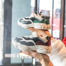 KushyShooe Girls Sneakers Korean Mixed Colors Ant-slippery B