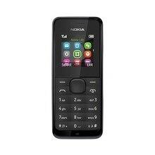 Nokia 105 - MÓVIL SENCILLO - Pantalla TFT 1,8 pulgadas - Batería 840mAh - Manos Libres - Radio FM - Reproductor mp3 - Linterna