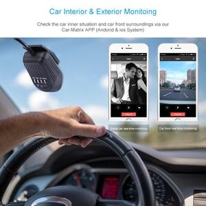 Image 2 - Jimi JC100 3G Dash Cam Dual DVR Car Video Tracking & Monitor by APP WIFI Live Stream Car Alarm with Google Map Car DVR Camera