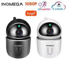 Inqmega tuya wifi 1080p облачная ip камера Детский Монитор автоматическое