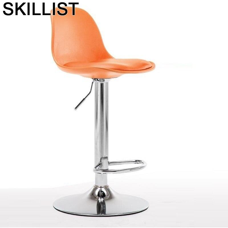 Cadeira Taburete La Barstool Hokery Sedia Stoel Sgabello Sandalyesi Para Barra Tabouret De Moderne Silla Stool Modern Bar Chair