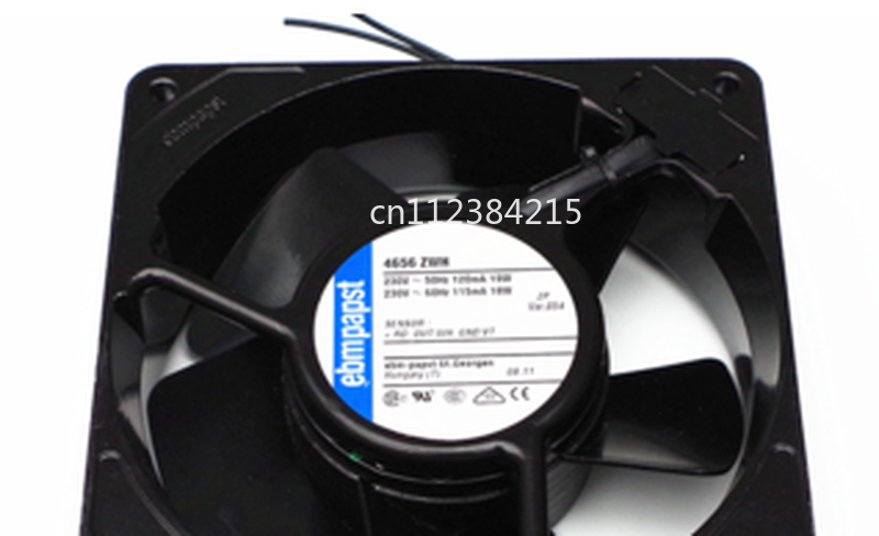 Free Shipping 12cm 12038 4656ZWH 230v 19W Cooling Fan 120*120*38MM 5WIRE