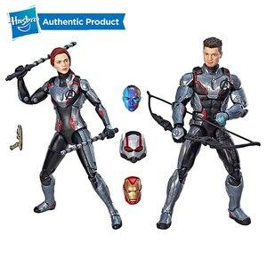 Image 5 - Hasbro Marvel Truyền Thuyết Loạt Quả Phụ Đen Của Marvel Hawkeye Hình 2 Gói Truyền Thuyết Bộ Đội 2PK Avengers 6 inch Ant Man