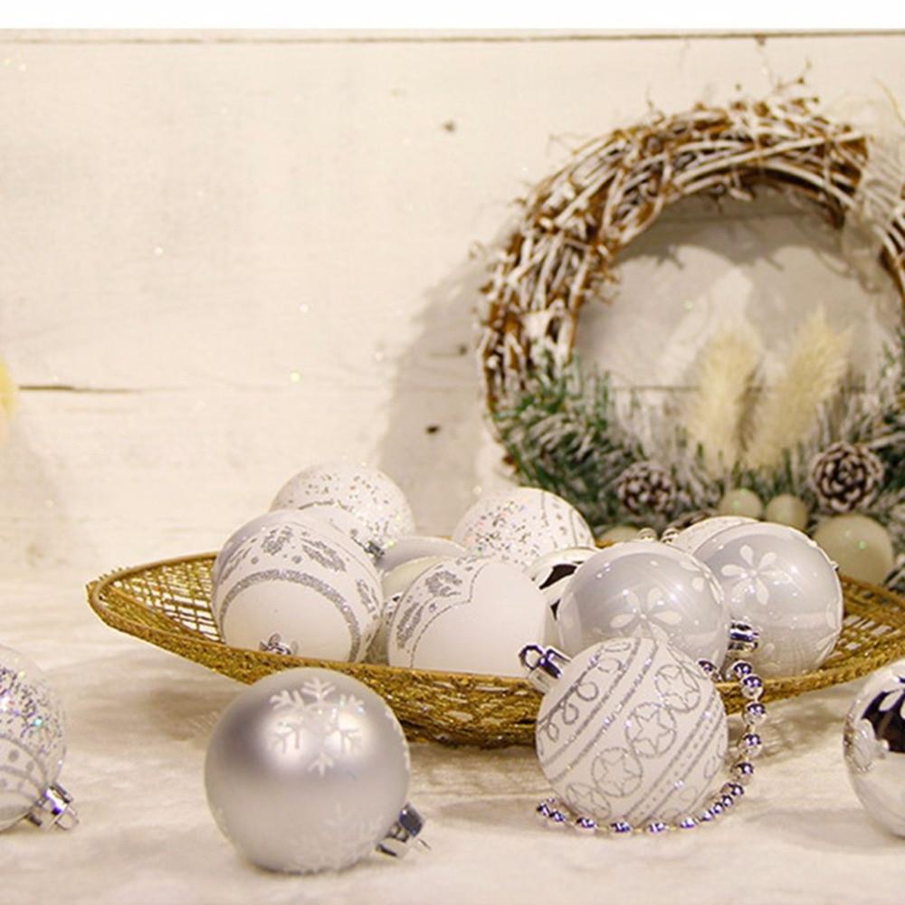24PCS/Bucket Christmas Tree Ball…