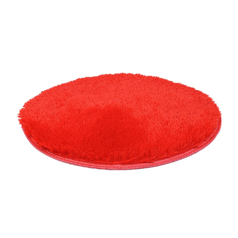 Warm Fleece Dog Bed Round Pet Long Plush Cushion For Small Medium Large Dogs & Cat Winter Dog Kennel Puppy Mat Pet Bed 7