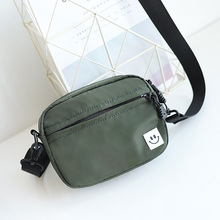 Travel Small Shoulder Bag Women Messenger Nylon Cute Korean Fashion Design Crossbody for Girls