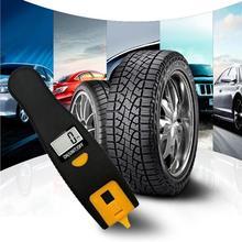цена на Accuracy Digital LCD Display Car Wheel Air Tyre Pressure Gauge Car Motorcycle Manometer Detector Tool 5-150 PSI/KPA/BAR