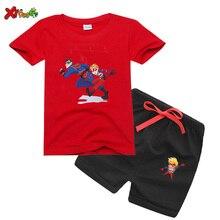 Henry Danger T Shirt clothing set boys tshirt 2020 Kid Danger T-Shirt Big Man Graphic Tee Shirt summer Short Sleeve Print Tshirt