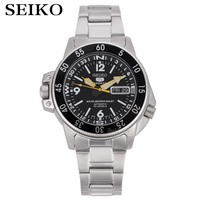 seiko watch men 5 automatic watch Luxury Brand Waterproof Sport Wrist Watch Date mens watches diving watch relogio masculino SNK