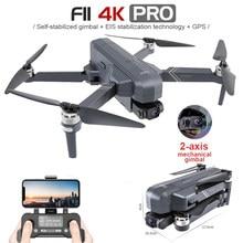 SHAREFUNBAY F11 Профессиональный Дрон 4K HD камера карданный Дрон бесщеточный 5G Wi-Fi Gps система поддерживает 32G TF карта RC Квадрокоптер