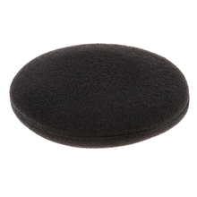 1Pc Headset Microphone Sponge Cover Lecture Class Meeting Mic - Black