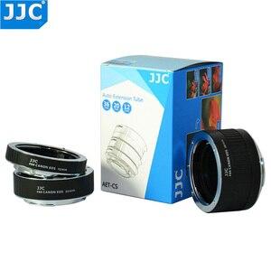 Image 5 - JJC 12mm 20mm 36mm AF Macro Extension Tube Ring Adapter for Canon EF EF S Camera 760D 750D 700D 650D 600D 550D 70D 7D 5D MarkIII