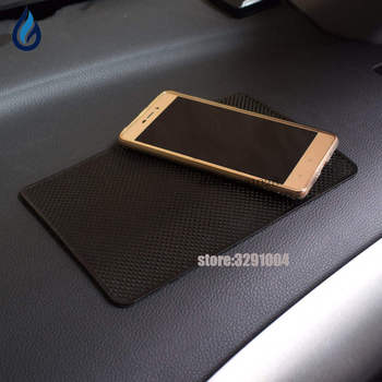 Car Interior Accessories Anti-Slip Pad Non-Slip Mat Holder For GPS Cell Phone For Ford Focus 2 3 Bmw E46 Volkswagen Peugeot 307 image
